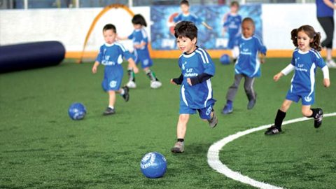 Las Vegas Indoor Soccer Sports Park Leagues Kids