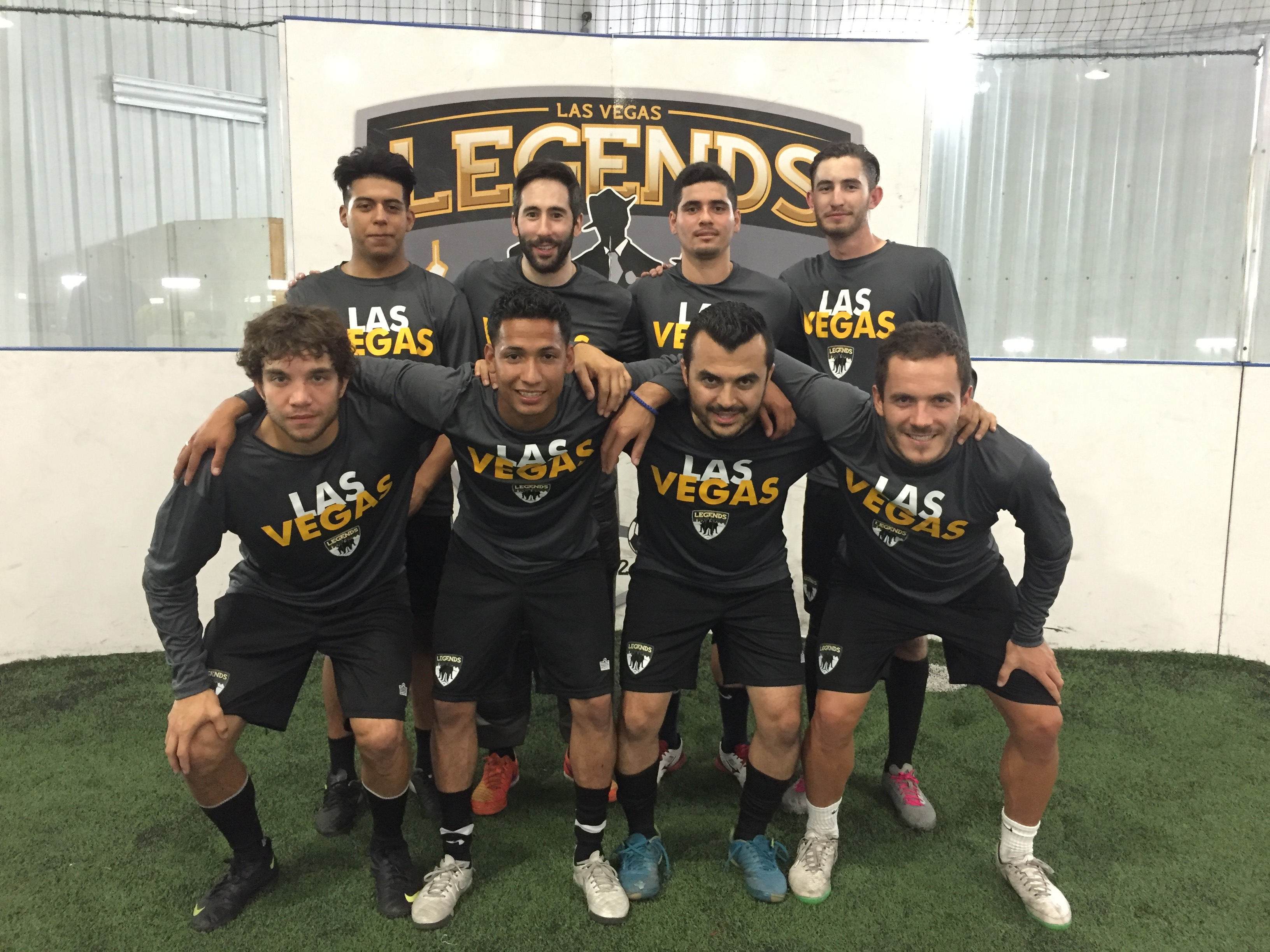 Adult Indoor Soccer 17
