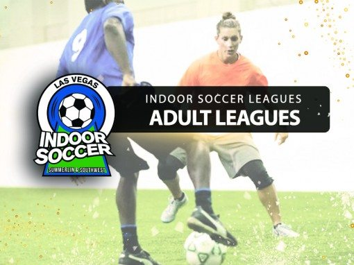 Adult indoor soccer great