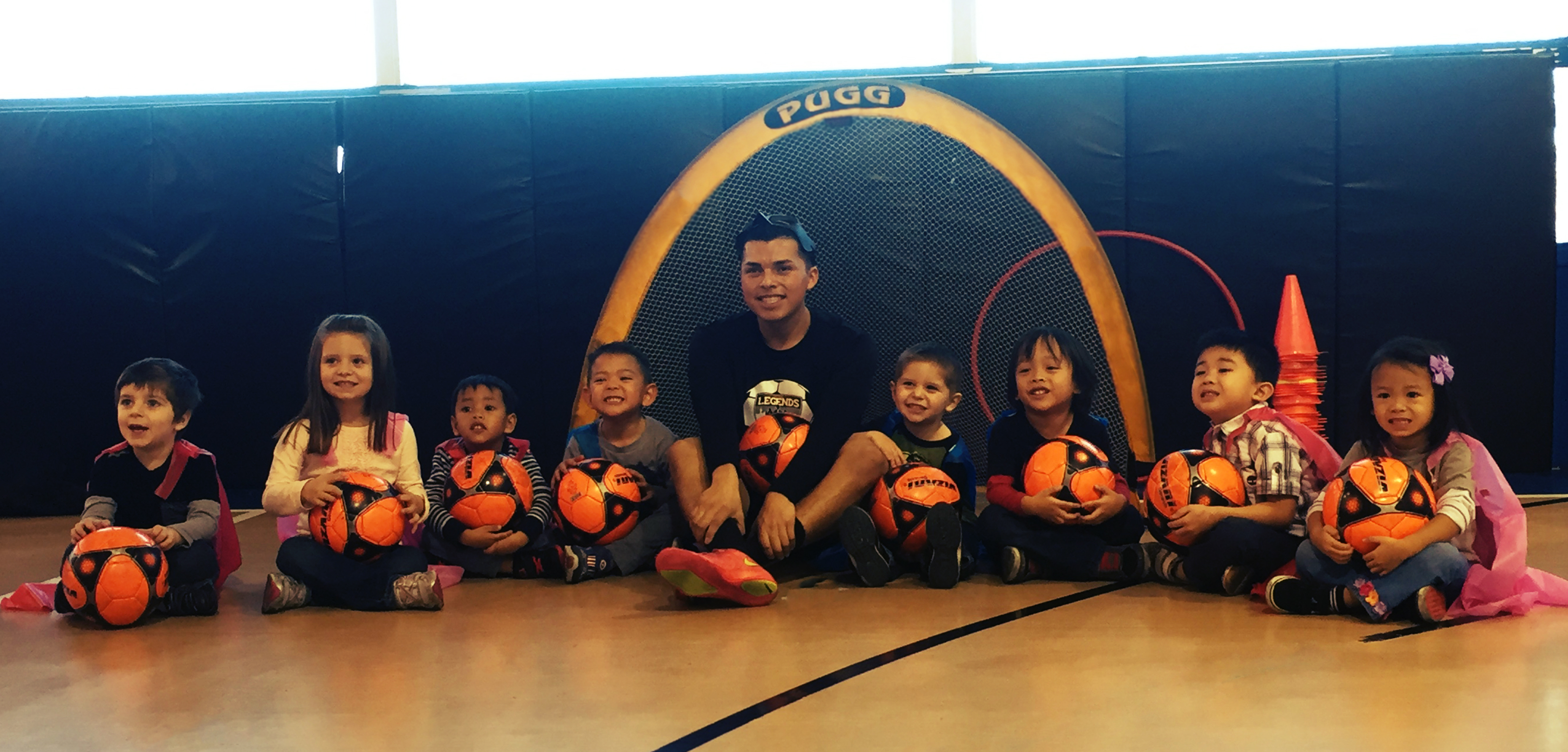 Kids Birthday Parties Las Vegas, Indoor Soccer, Basketball ...