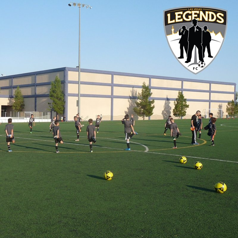 Las Vegas Legends Soccer Camp
