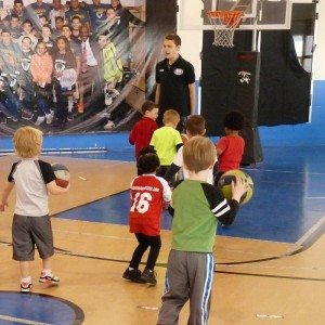 Basketball Birthday Party for Kids