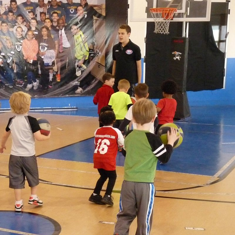 Kids Youth Basketball Camp Las Vegas